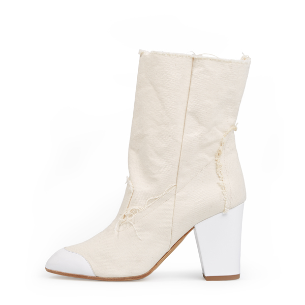 Women Vivienne Westwood FAUN BOOTS SANDSHELL Outlet Online