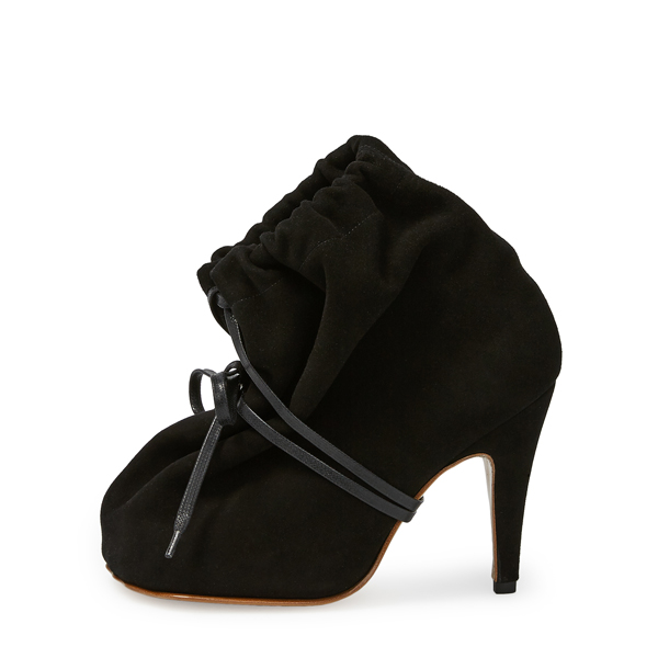 Women Vivienne Westwood BLACK ANIMAL SACK STILETTO Outlet Online