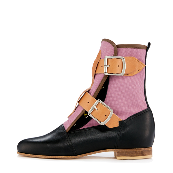 Women Vivienne Westwood SEDITIONARIES BOOT LILAC/BLACK Outlet Online
