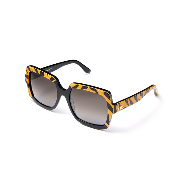 Women Vivienne Westwood TIGER FRAME SUNGLASSES VW50104 Outlet Online