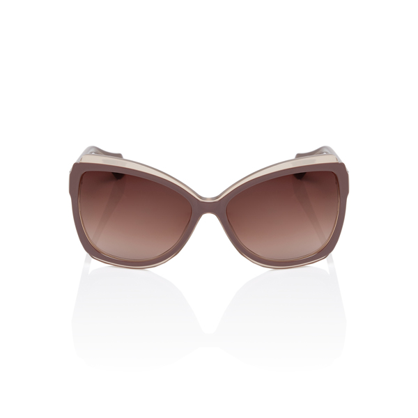 Women Vivienne Westwood BROWN SOFIA SUNGLASSES VW878S02 Outlet Online