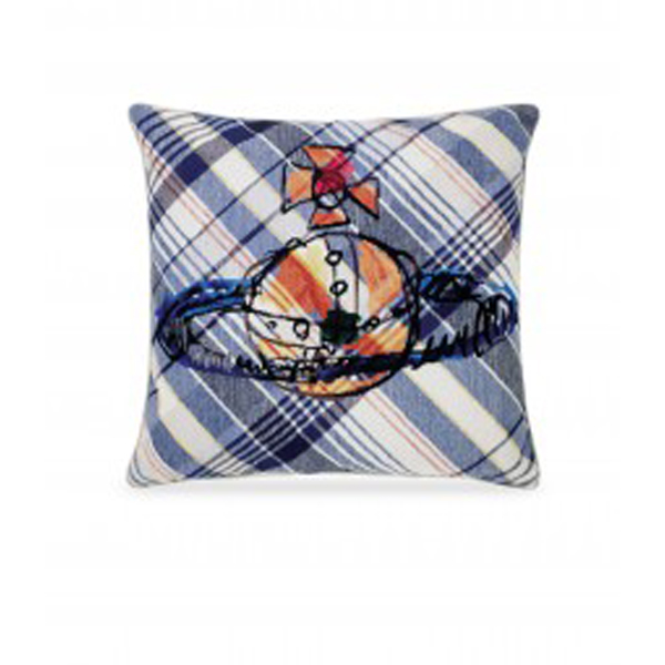 Women Vivienne Westwood SCRIBBLE ORB CUSHION Outlet Online