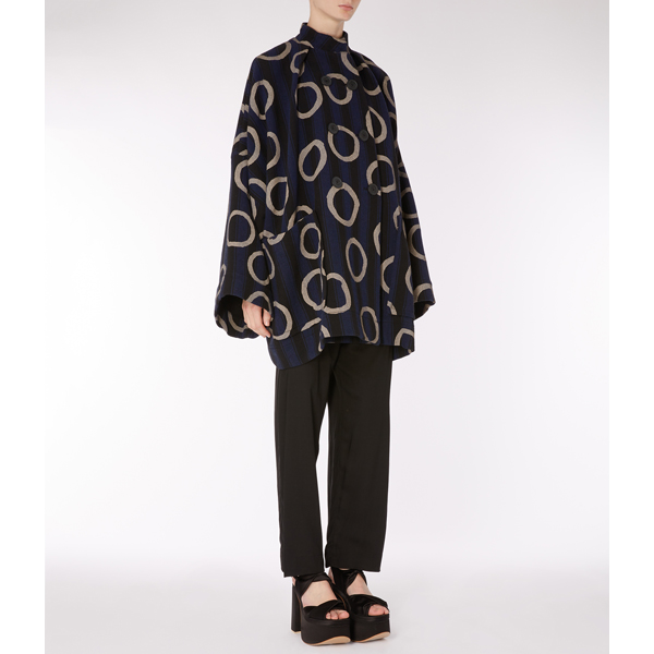 Women Vivienne Westwood JOAN PEACOAT Outlet Online