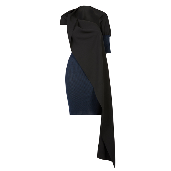 Women Vivienne Westwood COWRIE DRESS BLACK Outlet Online