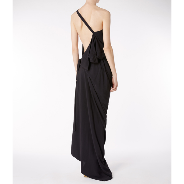 Women Vivienne Westwood TOGA DRESS MIDNIGHT BLUE Outlet Online