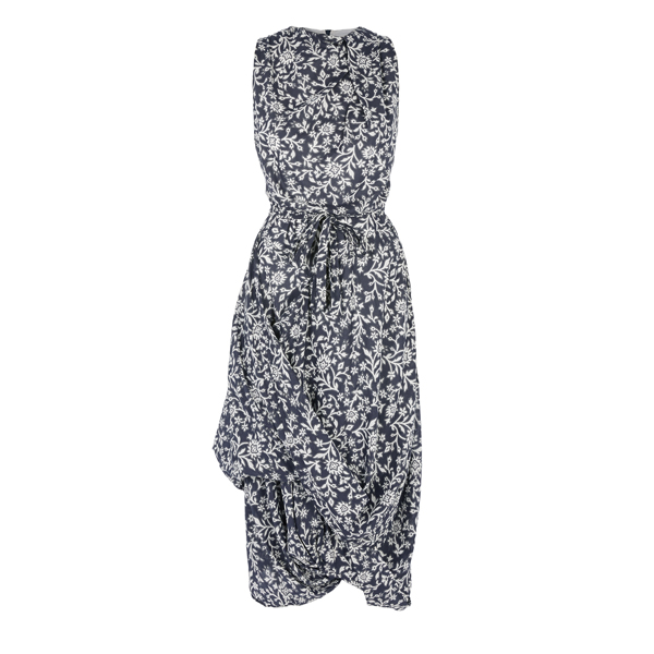 Women Vivienne Westwood BANDANA FLOWER EIGHT DRESS Outlet Online