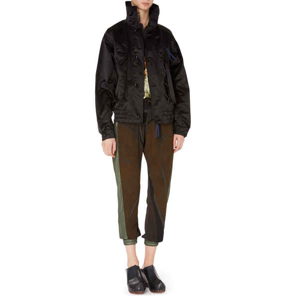 Women Vivienne Westwood BLACK MARLBORO JACKET Outlet Online