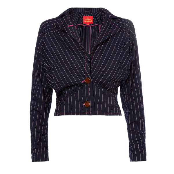 Women Vivienne Westwood GIG JACKET FUCHSIA Outlet Online