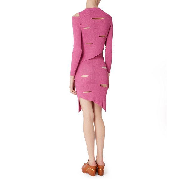 Women Vivienne Westwood KIM TOP PINK Outlet Online