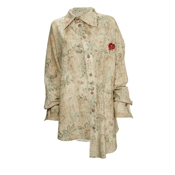 Women Vivienne Westwood NEW ALCOHOLIC SHIRT Outlet Online