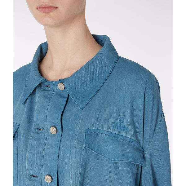 Women Vivienne Westwood NEW PILLOW SHIRT Outlet Online