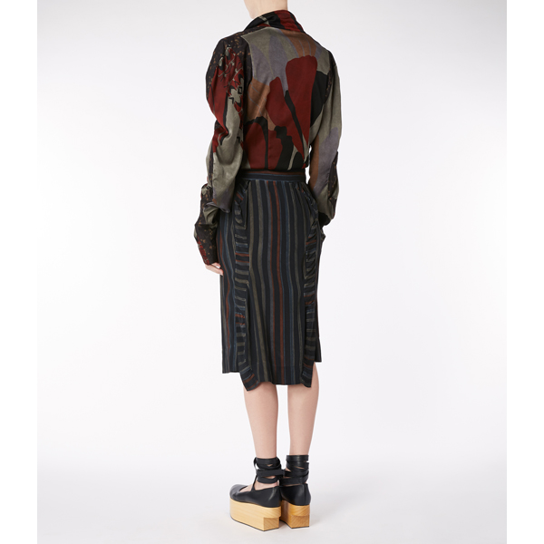 Women Vivienne Westwood BOX SKIRT MULTI Outlet Online