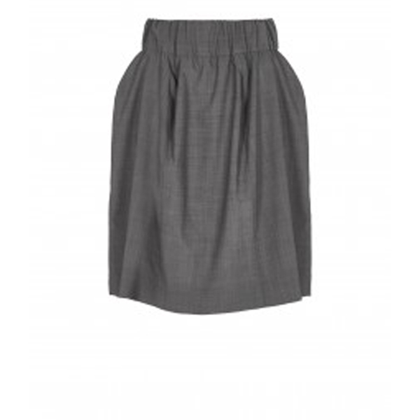 Women Vivienne Westwood CRINISCULE SKIRT GREY Outlet Online