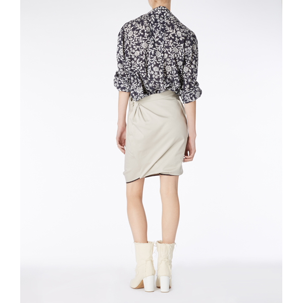 Women Vivienne Westwood STONE NEW ACCIDENT MINI SKIRT Outlet Online