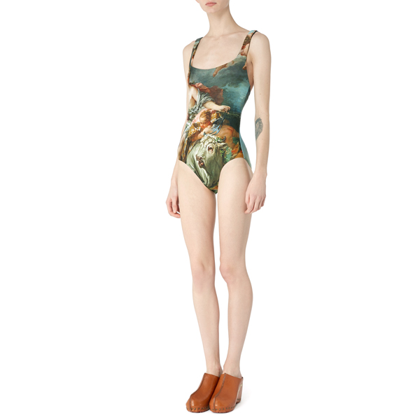 Women Vivienne Westwood Y+A ONE PIECE PRINTED Outlet Online