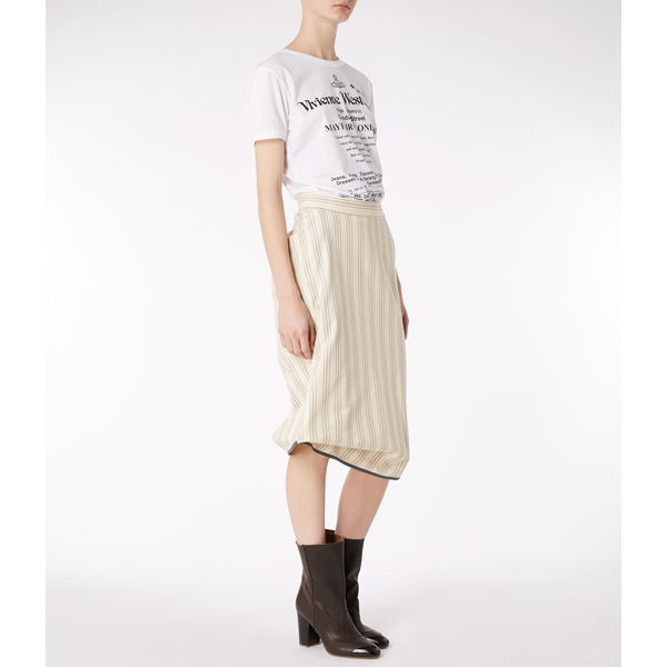 Women Vivienne Westwood WE DON'T SELL CHEAP THINGS T-SHIRT Outlet Online