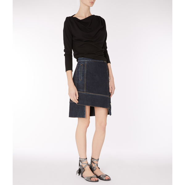 Women Vivienne Westwood BLACK AMBER TOP Outlet Online