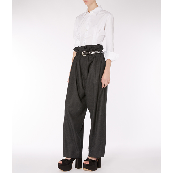 Women Vivienne Westwood ALIEN TROUSERS Outlet Online
