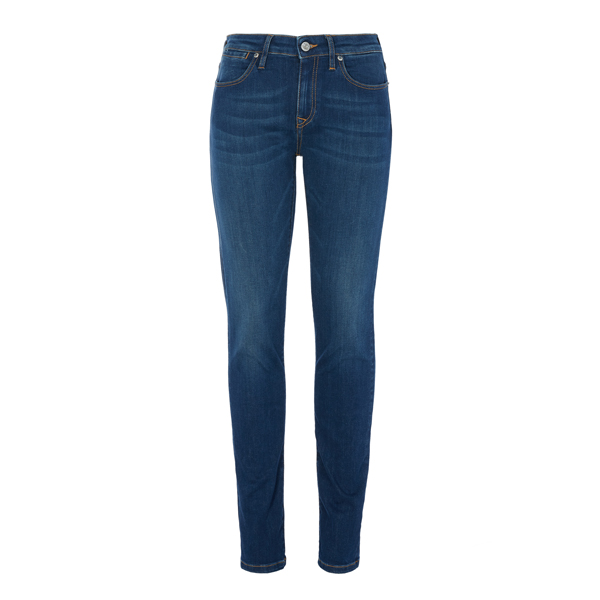 Women Vivienne Westwood NEW MONROE JEGGINGS BLUE DENIM Outlet Online