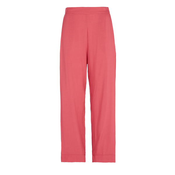 Women Vivienne Westwood PINK ELISA TROUSERS Outlet Online