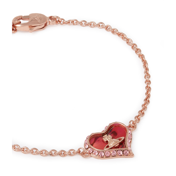 Women Vivienne Westwood PETRA BRACELET LIGHT ROSE Outlet Online