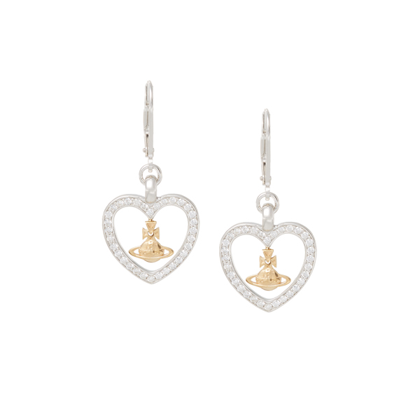 Women Vivienne Westwood CAPRI CHARM EARRINGS Outlet Online