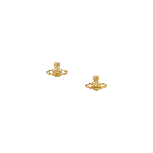 Women Vivienne Westwood GOLD FARAH EARRINGS Outlet Online
