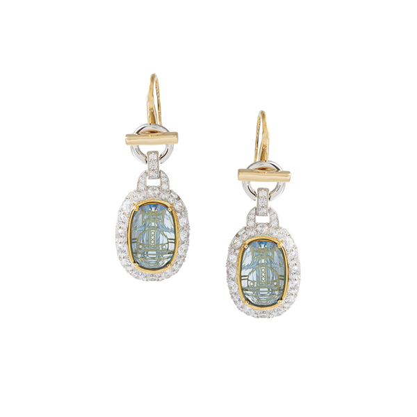 Women Vivienne Westwood ELECTRA EARRINGS Outlet Online