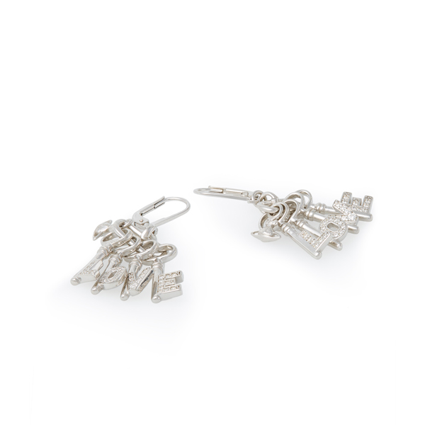 Women Vivienne Westwood LIPARI CHARM EARRINGS Outlet Online