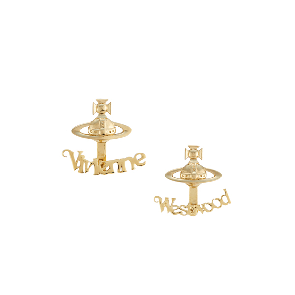 Women Vivienne Westwood TONI EARRINGS GOLD Outlet Online