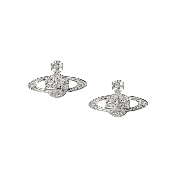 Women Vivienne Westwood MINI BAS RELIEF EARRINGS Outlet Online
