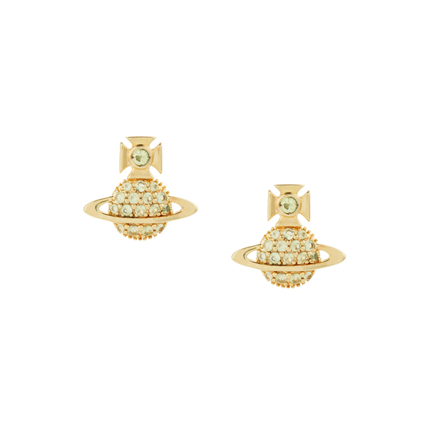Women Vivienne Westwood TAMIA EARRINGS GOLD Outlet Online