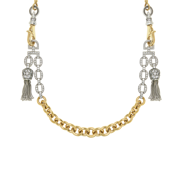 Women Vivienne Westwood ELECTRA LONG NECKLACE Outlet Online
