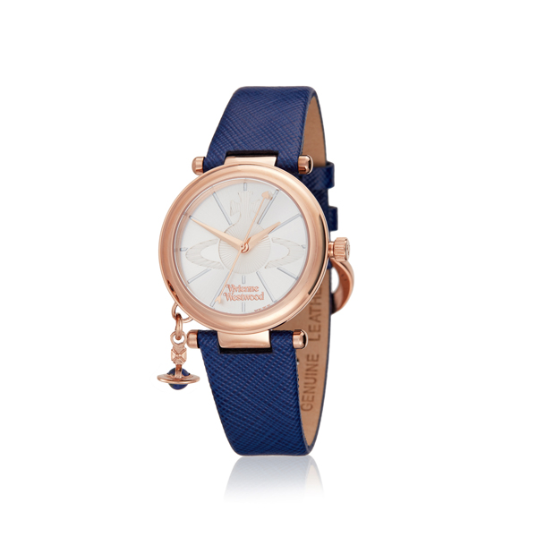 Women Vivienne Westwood BLUE ORB POP WATCH Outlet Online