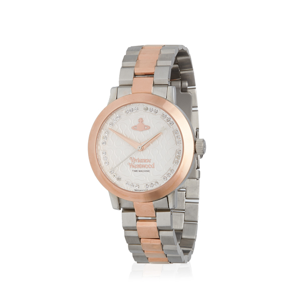 Women Vivienne Westwood ROSE BLOOMSBURY WATCH Outlet Online