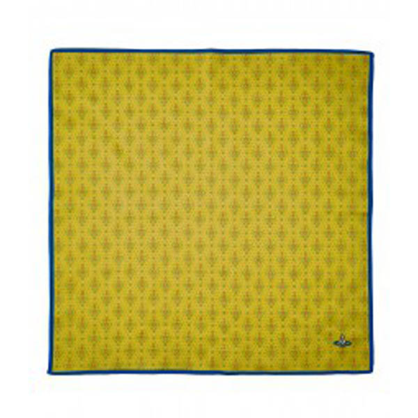 Men Vivienne Westwood YELLOW HANDKERCHIEF Outlet Online
