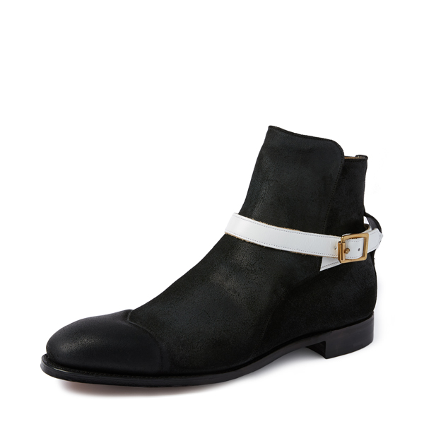 Men Vivienne Westwood JOSEPH CHEANEY & SON SEX BOOT BLACK Outlet Online