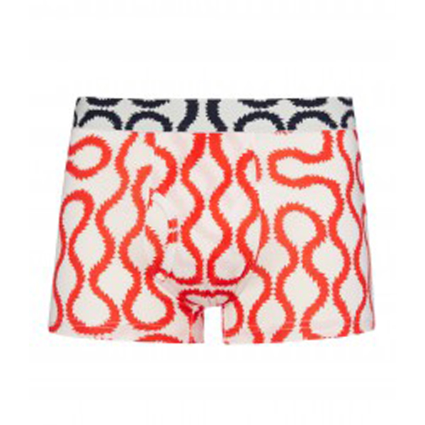 Men Vivienne Westwood RED SQUIGGLE BOXER SHORTS Outlet Online