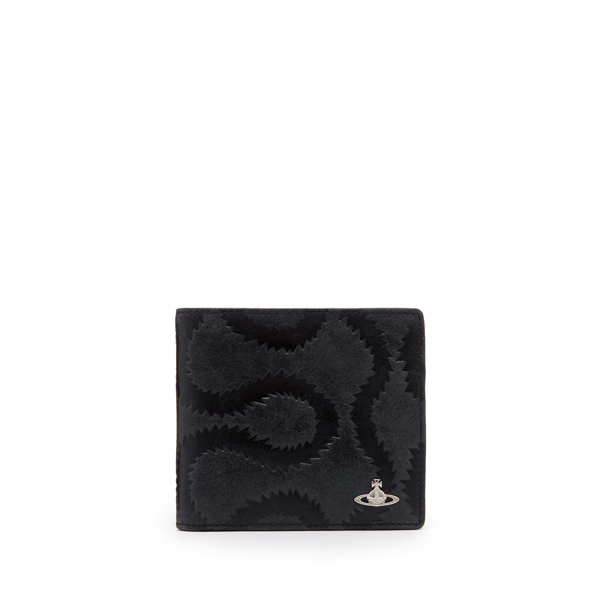 Men Vivienne Westwood BELFAST WALLET 33373 BLACK Outlet Online