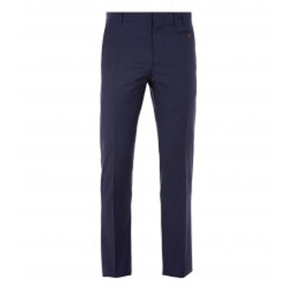 Men Vivienne Westwood CLASSIC TROUSERS NAVY Outlet Online