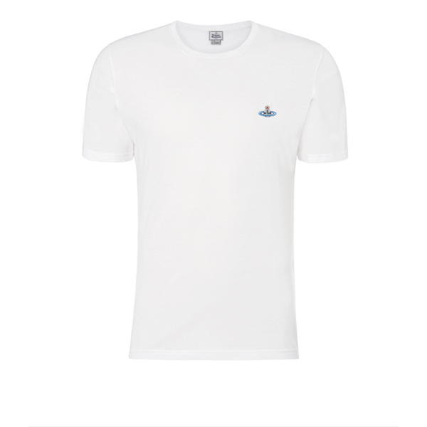 Men Vivienne Westwood PERU T-SHIRT WHITE Outlet Online