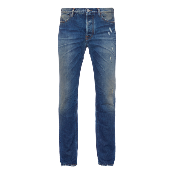 Men Vivienne Westwood DISTRESSED JOHNSTONE JEANS Outlet Online
