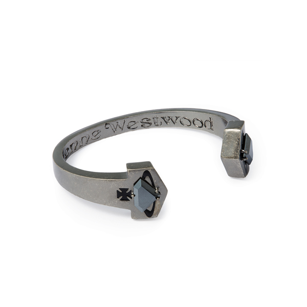Men Vivienne Westwood KIAN OPEN BANGLE Outlet Online