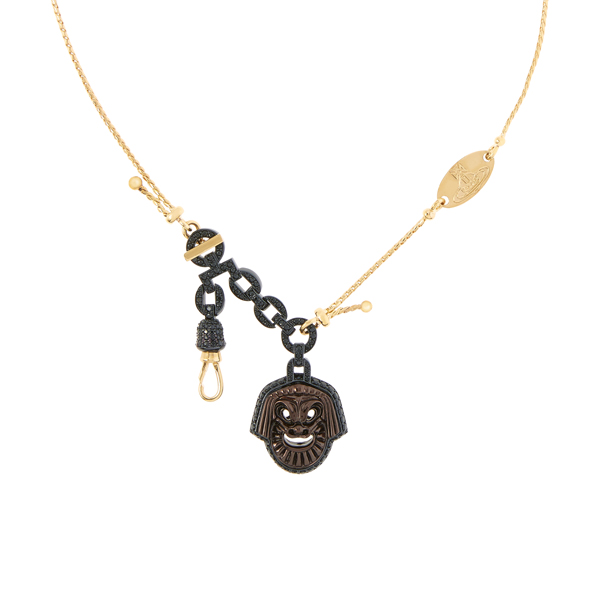 Men Vivienne Westwood ORESTES NECKLACE Outlet Online