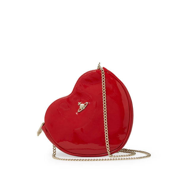 Women Vivienne Westwood SMALL MARGATE BAG 7263 RED Outlet Online