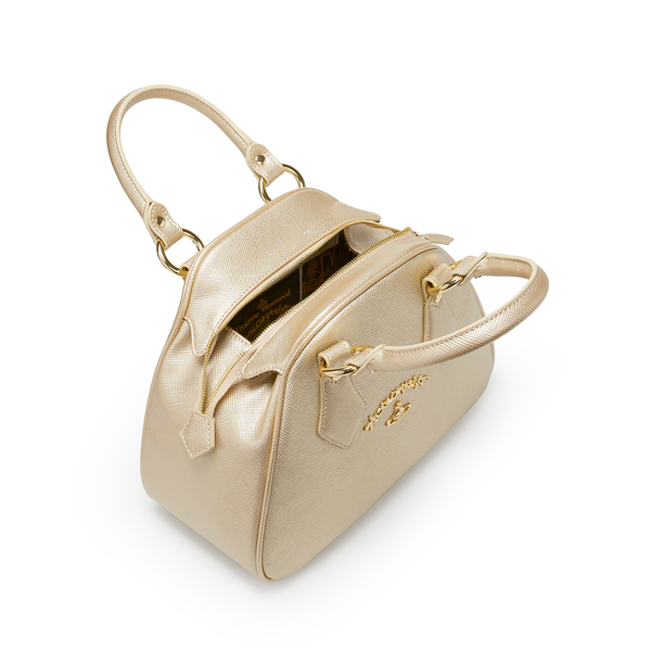 Women Vivienne Westwood DIVINA BAG 7063 GOLD Outlet Online