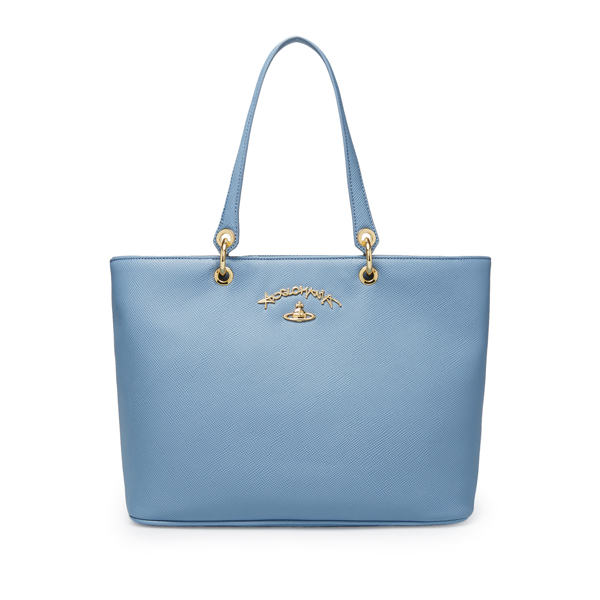 Women Vivienne Westwood DIVINA BAG 7325 BLUE Outlet Online