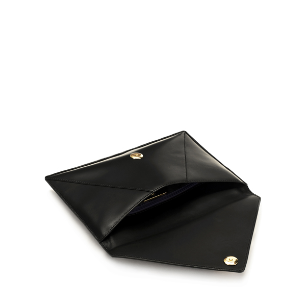 Women Vivienne Westwood BLACK PRIVATE ENVELOPE 6377 Outlet Online