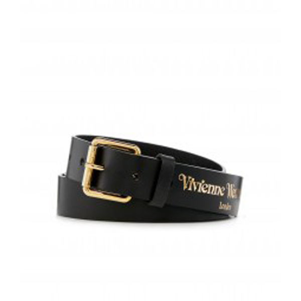 Women Vivienne Westwood BLACK 7076 BELT Outlet Online
