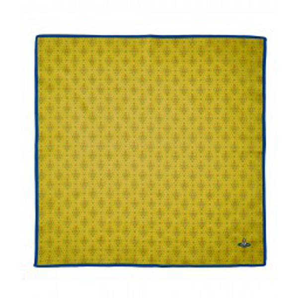 Women Vivienne Westwood YELLOW HANDKERCHIEF Outlet Online